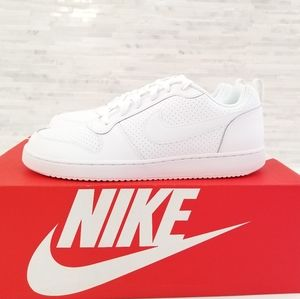 New NIKE Court Borough Low Sneakers